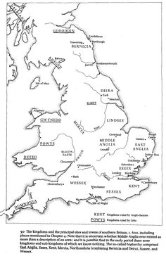 Anglo-Saxon map. The Anglo Saxons settled in small groups each with their own king. The king would lead his warriors into battle to defend his land and people. He would claim a share of the farmers' crops and keep most of the treasures he won in battle. He gave jewels, land and weapons to his warriors so that they would continue to fight for him. How important an Anglo Saxon man was depended on how much land he owned.