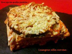 Oggi ricetta super gustosa: che ne dite della lasagna alla norma?  http://blog.giallozafferano.it/nonapritequellapentola/lasagna-alla-norma/  #giallozafferano #gialloblogs #nonapritequellapentola #food #foodie #melanzane #norma #sicilia #primo #primopiatto #laricettadelladomenica #weekend