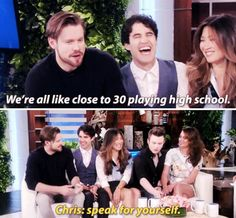 Lol Ellen 3/12/15