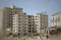 Ghost City Varosha Cyprus