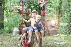 Bodell photography: Gone Fishin' Mini Session | Photo Session Ideas | Props | Prop | Child Photography | Clothing Inspiration| Pose Idea | Poses | Fishing