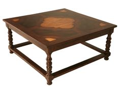 Buy Handmade Solid Hardwood Coffee Table by Old Plank - Quick Ship designer Furniture from Dering Hall's collection of Traditional Coffee & Cocktail Tables.