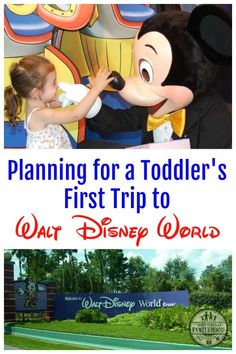 Prepare for your toddler's first trip to Walt Disney World by doing some careful planning, taking along the right gear, and doing some things ahead of time #waltdisneyworld #disneyvacation #toddlers #disneytrip #disneytripplanning