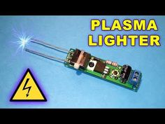 Plasma Lighter DIY (Arc Ignition Lighter) - YouTube