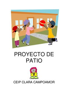 PROYECTO DE PATIO  CEIP CLARA CAMPOAMOR Too Cool For School, Ideas Para, Playground, Family Guy, Education, Kids, Playground Games, Yard Games, Math Games