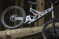 From the Mag   Invention: Millyard's New Front Damper - Dirt