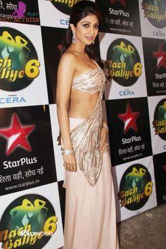 Shilpa Shetty'-s Sexy Big Brother Saree, Her Husband &amp- Movies plus ...
