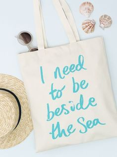 I Need to be Beside the Sea
