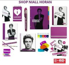 The one direction merchandise is out!!! Repin if you want!!!