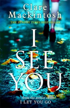 I See You by Clare Mackintosh #Review