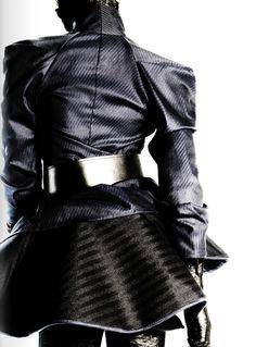 Fashion Editorial II Conchita Perez Fall Winter 11/12