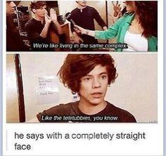 Hahaha Harry!