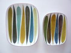 pinkpagodastudio: Ceramics Love: Swedish designer, Stig Lindberg