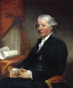 "Gilbert Stuart ""Sir Joshua Reynolds"" 1784 (National Gallery of Art, Washington DC)"