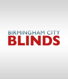 Birmingham City Blinds Logo design.