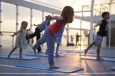 Da kann der Sommer kommen, Für alle Altersklassen wir hochwertiges Programm geboten! Hier lernen die kinder spielend …. Kids-Club ahoi! – Eine Kreuzfahrt ist nicht nur für Erwachsene ein beso…