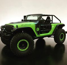 2017 Jeep Wrangler Trailcat