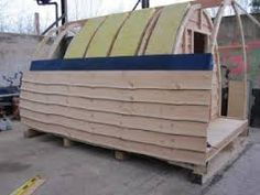 camping pods build workshop - Google Search