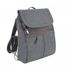 43121 Anti-Theft Signature Slim Backpack