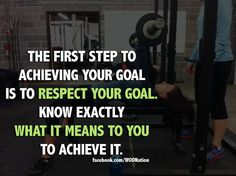 Get your WOD on! We support all high-intensity WOD style fitness programs. Crossfit Inspiration, Fitness Inspiration, Crossfit Motivation, Leadership Quotes, Achieve Your Goals, I Work Out, First Step, Workout Programs, Fitspiration
