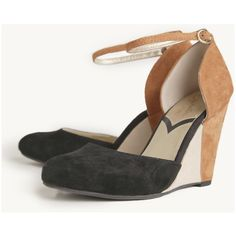 Fight Fire With Fire Wedges By Seychelles