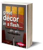 Looking to decorate your home for cheap? Who isn't? This new eBook from Dow Chemical Company is full of home decorating ideas using STYROFOAM™ brand foam. In great decor in a flash without a lot of cash, find 29 craft projects for low-cost wall art and other decorative accents. No matter your style, you will find a stylish and thrifty project for your home in this eBook.