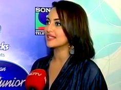 Not Worried About 'Indian Idol Jr' TRP: Sonakshi Sinha http://www.ndtv.com/video/player/news/not-worried-about-indian-idol-jr-trp-sonakshi-sinha/368323