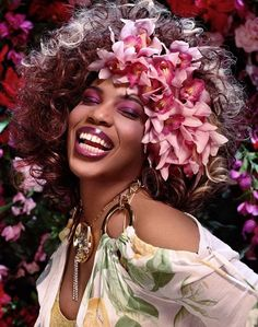 """Macy Gray, R+B and soul singer-songwriter, record producer, and actress and known for her distinctive raspy voice. She recieved 7 Grammy Award nominations, winning one for Best Female Pop Vocal Performance for her international hit song """"I Try"""". Her films include Training Day, Spider-Man, Scary Movie 3, Lackawanna Blues, Idlewild and For Colored Girls."""