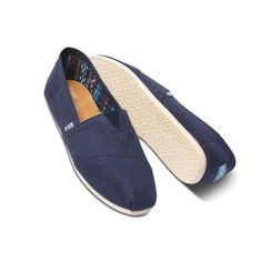 42d471c66a4 50+ Most-Popular Women Loafers And Slip-Ons For Comfortable Walking · Toms  ClassicLoafer ShoesLoafers ...