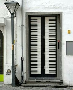 Piano Door Gift To Those Who R In Love With Music Reisha Lauren Funky Front