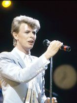 Live Aid charity concert at Wembley, 13th July 1985.