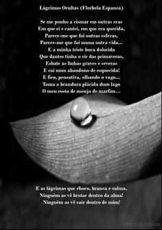 Lágrimas ocultas - Florbela Espanca