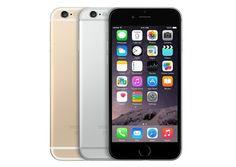 iPhone 6 tem leitor de digitais Touch ID como diferencial, além de aplicativos da Apple (Foto: Divulgação/Apple)