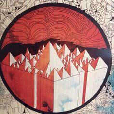 Pôster com Ilustração da Vorko design.