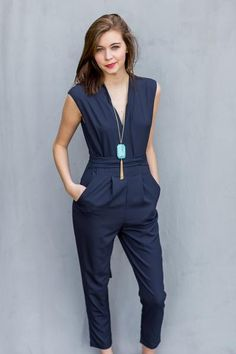 ea0abbbbd73 Featured in Woman s Day  Jackie s Jumpsuit