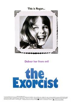 Diseño del cartel del exorcista también fue rechazado by Bill Gold