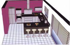 Besoin de conseils pour un salon ouvert sur cuisine