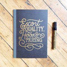 Lettering & Calligraphy Inspiration