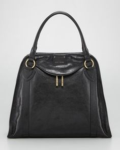 Marc Jacobs Classic Wellington Satchel - my favorite Christmas gift this year