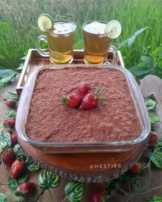 resep dessert box © 2020 brilio.net Instagram/@mayfitkitchen ; Instagram/@komeskitchen