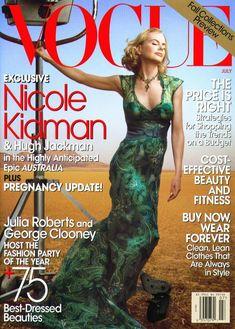 Nicole Kidman - Vogue United States Magazine (July 2008)