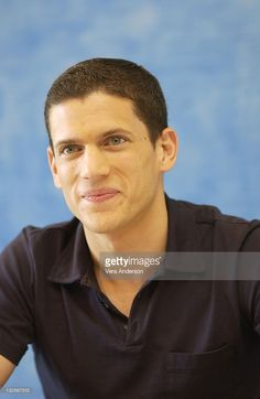 Wentworth Miller during 2003 Toronto International Film Festival - 'The Human Stain' Press Conference with Nicole Kidman, Sir Anthony Hopkins and Wentworth Miller at Park Hyatt Hotel in Toronto, Ontario, Canada.