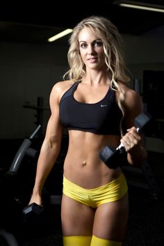 """Raechelle Chase Interview. """"I have loved competing and I have done it consistently for the past 4 years it has taken up a lot of my time and I have learnt a lot."""" #motivation #workout #lifestyle"""
