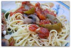 Mommy's Kitchen - Home Cooking & Family Friendly Recipes: Easy Steak Pizzaiola ~ Potluck Sunday