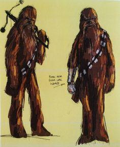 Star Wars Episodio 7 Chewbacca