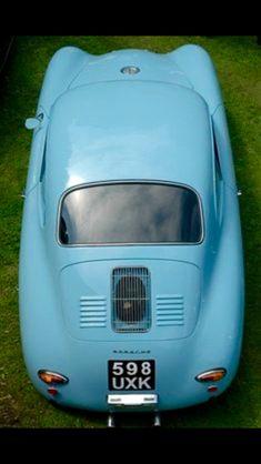 #PORSCHE 356 #ClassicCar #QuirkyRides.com