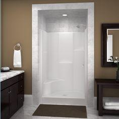Fiberglass Shower Enclosure Kits | For the Home | Pinterest ...