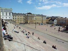 Helsinki- Finland (Photo by Sofia Lamp. )