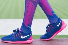 More color. More flexibility. Take on your run in the Nike Free 5.0.