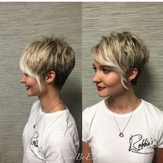 ✂Who loves pixies? @nothingbutpixies Color by @hairbye...Instagram photo | Websta (Webstagram)